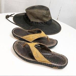 Keen Yellow Keen Cushion Sandals
